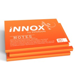 Innox Notes 10x7 cm 3-pack